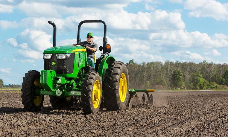 John deere tractors 5310