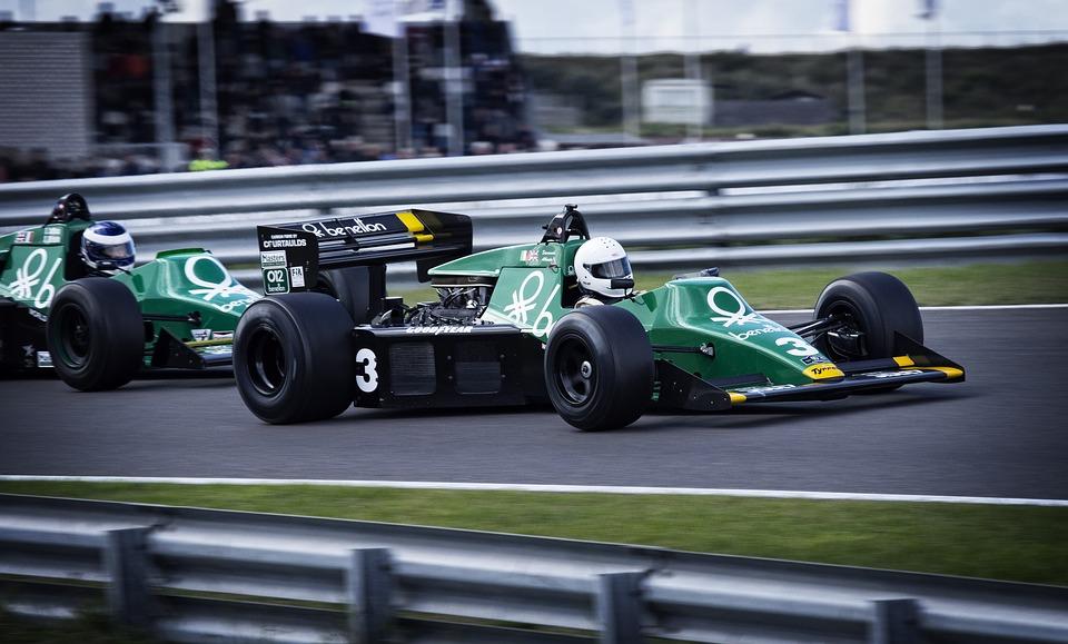 Las piezas del F1 HRT terminan en un desguace