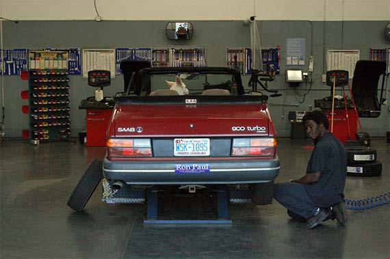 Reparación de coches usados