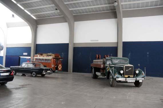 Mérida y su museo de coches y motos clásicas