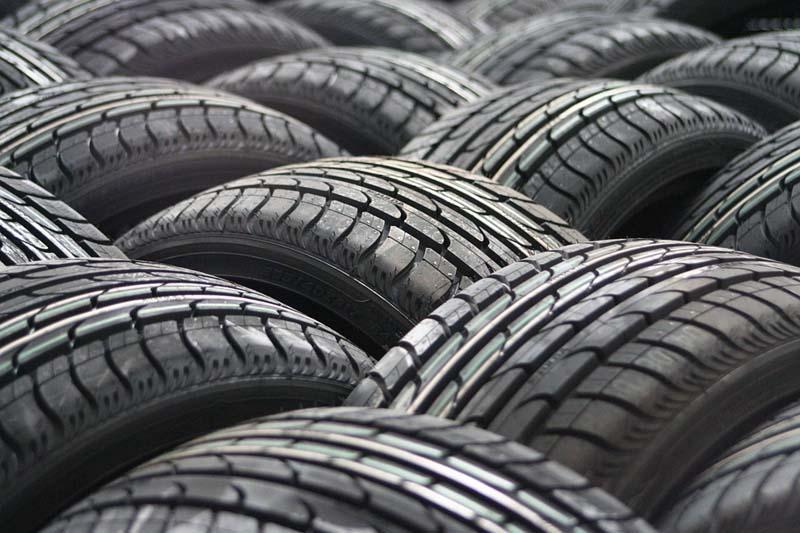 desguace de neumáticos