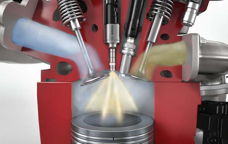 motor de inyeccion