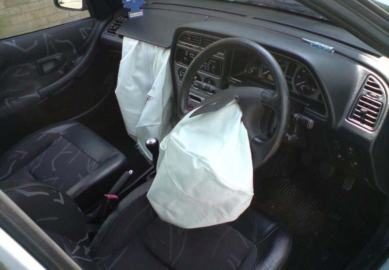 airbag segunda mano