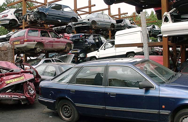 Piezas de recambio para alargar la vida útil de nuestro vehículo