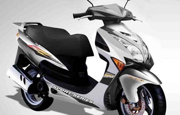 Piezas ciclomotores